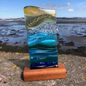 Fused Glass Workshop by 'Standing On a Beach' @ Otter Room