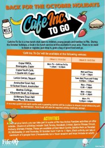Cafe Inc. to go @ Sea Eagle Hall