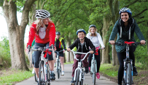 Larick Family Cycling Tour @ Larick Centre