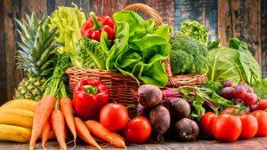 Tayport Community Garden Vegetable Stall @ Larick Centre reception or outside